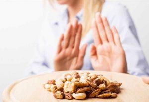 Alergia a alimentos - Clínica de alergias
